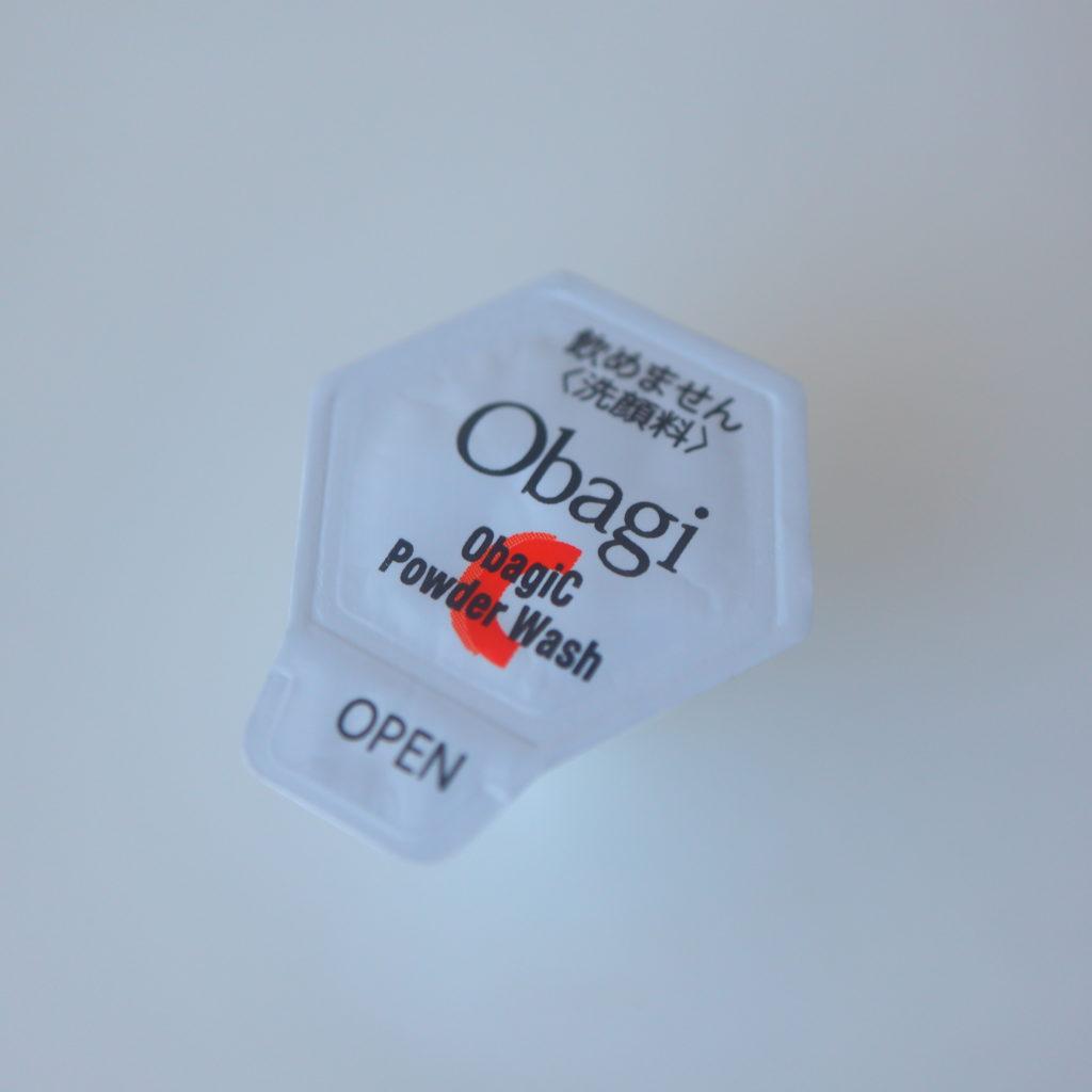 オバジC酵素洗顔パウダー