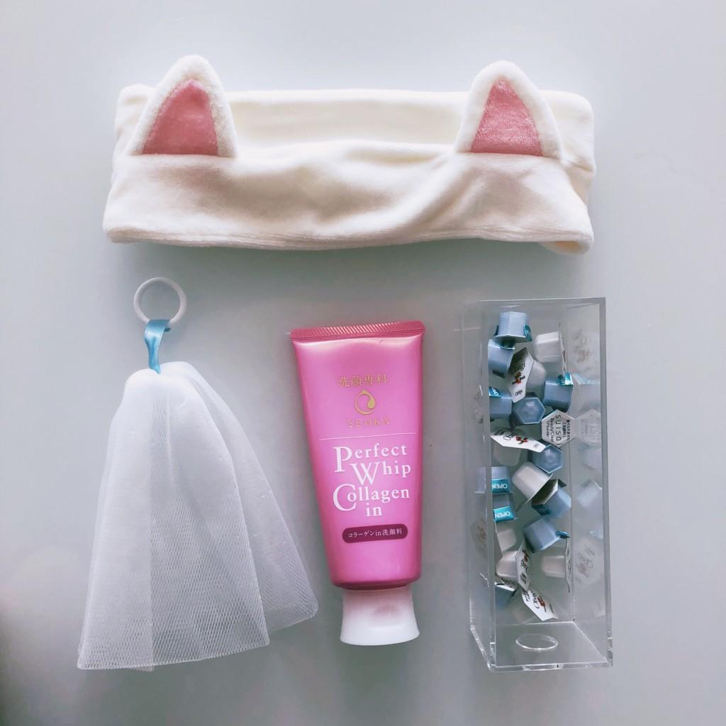 酵素洗顔方法