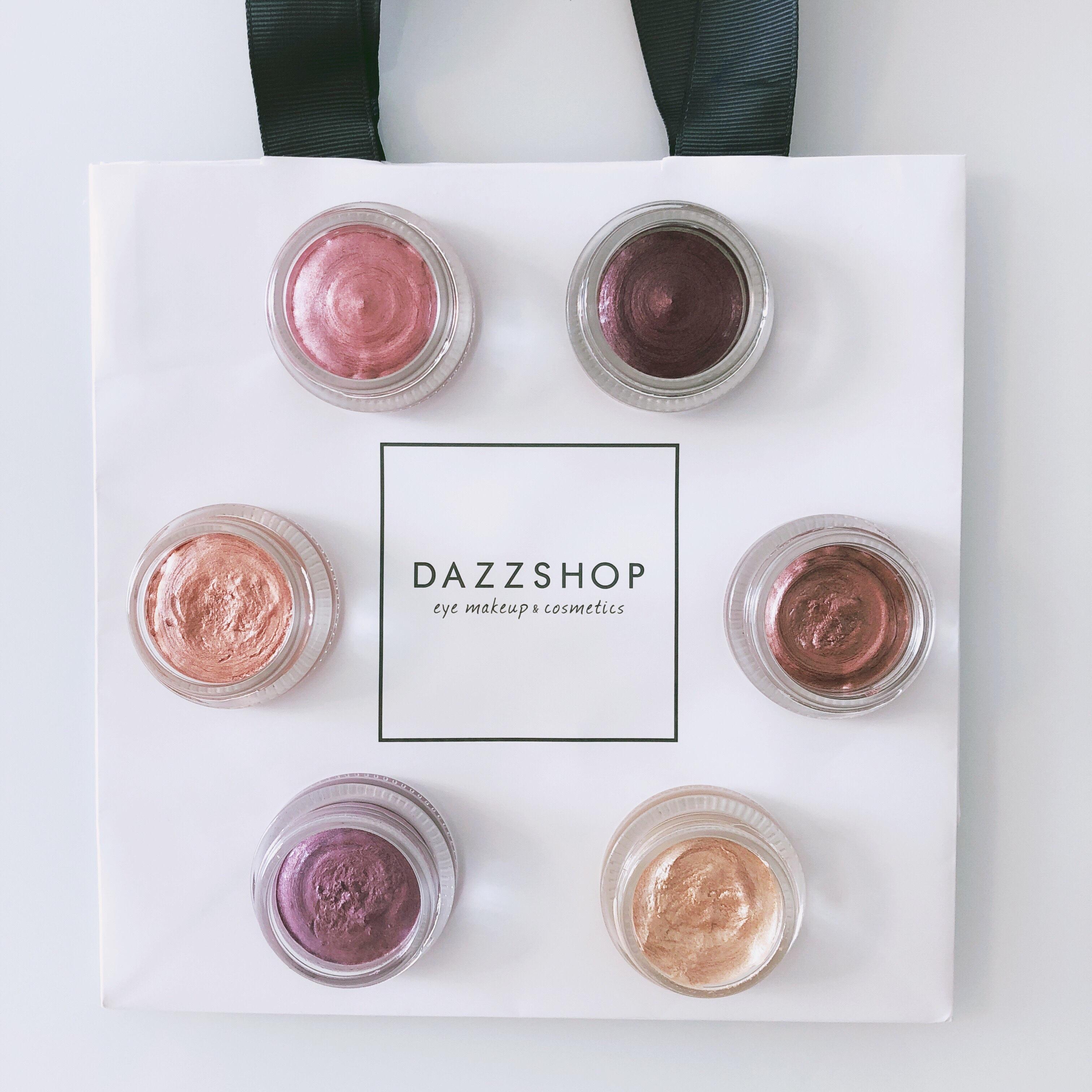 <DAZZSHOP>ダズショップのスパークリングジェムのおすすめ6色(MELLOW TUNE・CINEMATIC・ARDOR・FLASH・GOLDBULLION・ESCAPE)