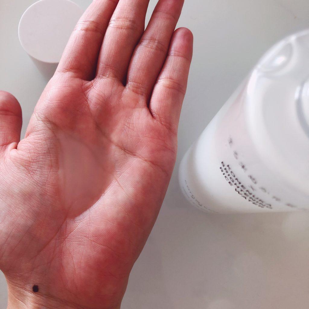 塗る米ぬか化粧水