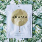 ARAMAのシートマスク