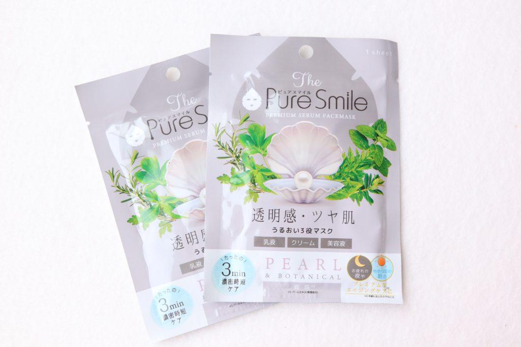 <ピュアスマイル10th記念ボックス>真珠シリーズ