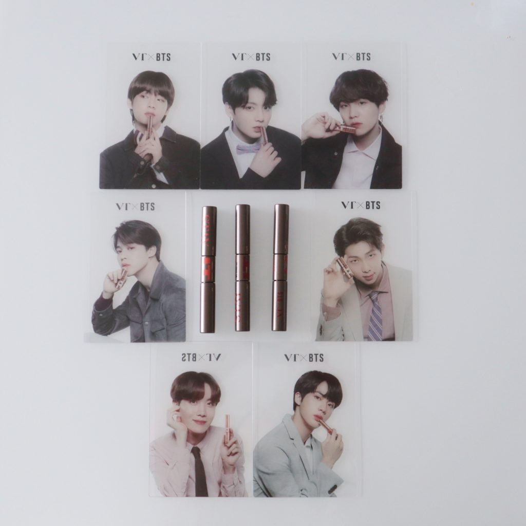 BTS X VT STAY IT HALF N HALF TINT ティントリップ