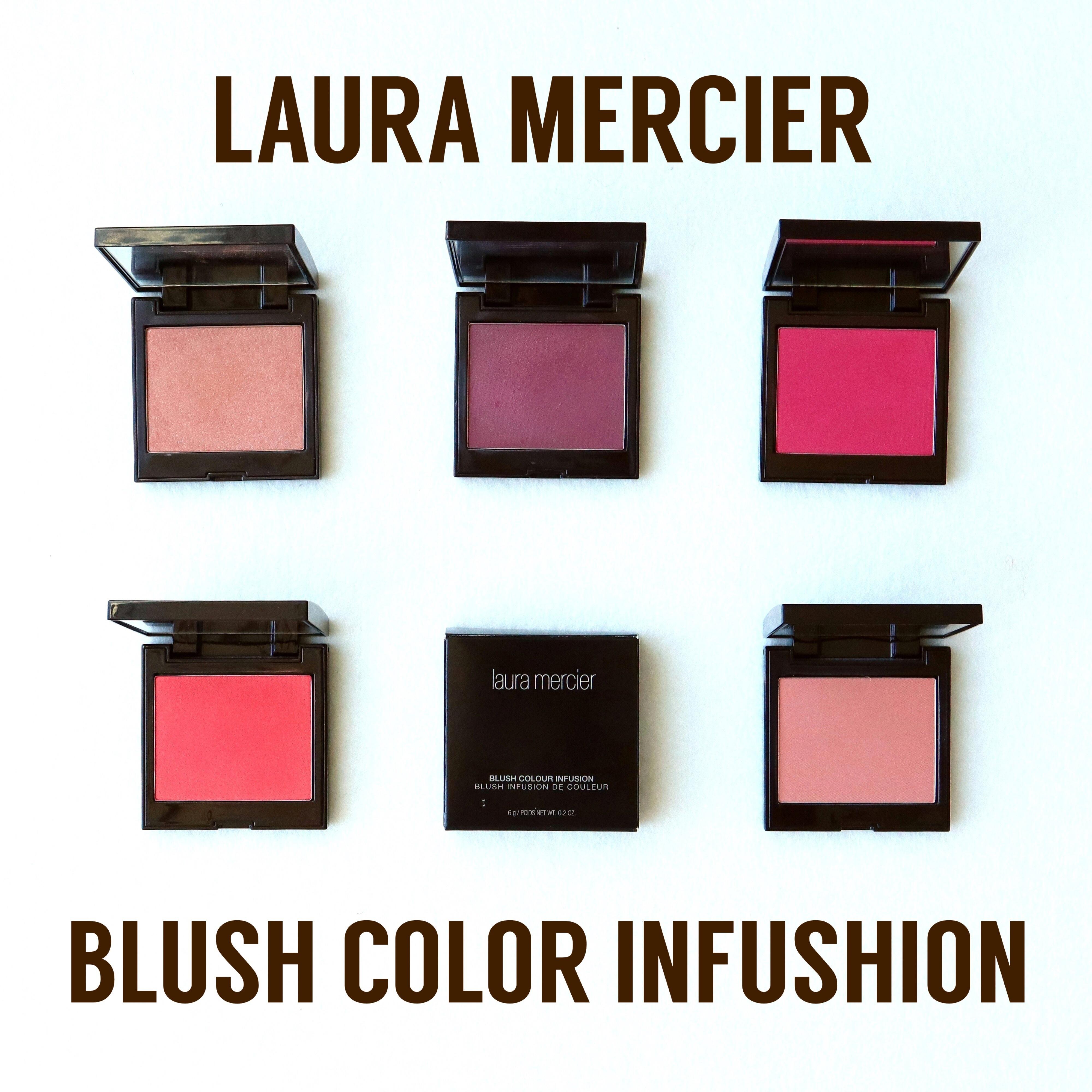<入荷チェックが欠かせない?>ローラメルシエのブラッシュカラーインフュージョンの人気カラーをご紹介