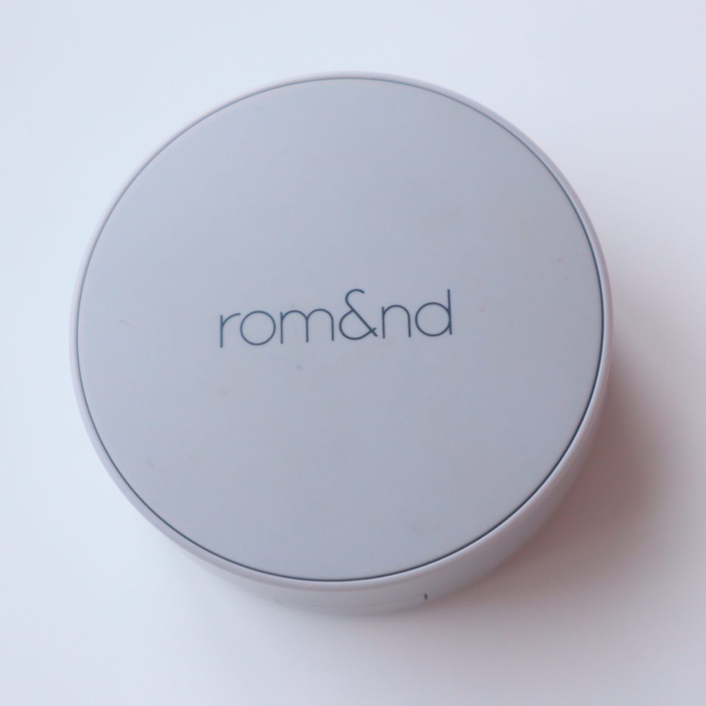 rom&nd(ロムアンド)ゼロクッション